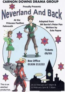 Neverland and Back