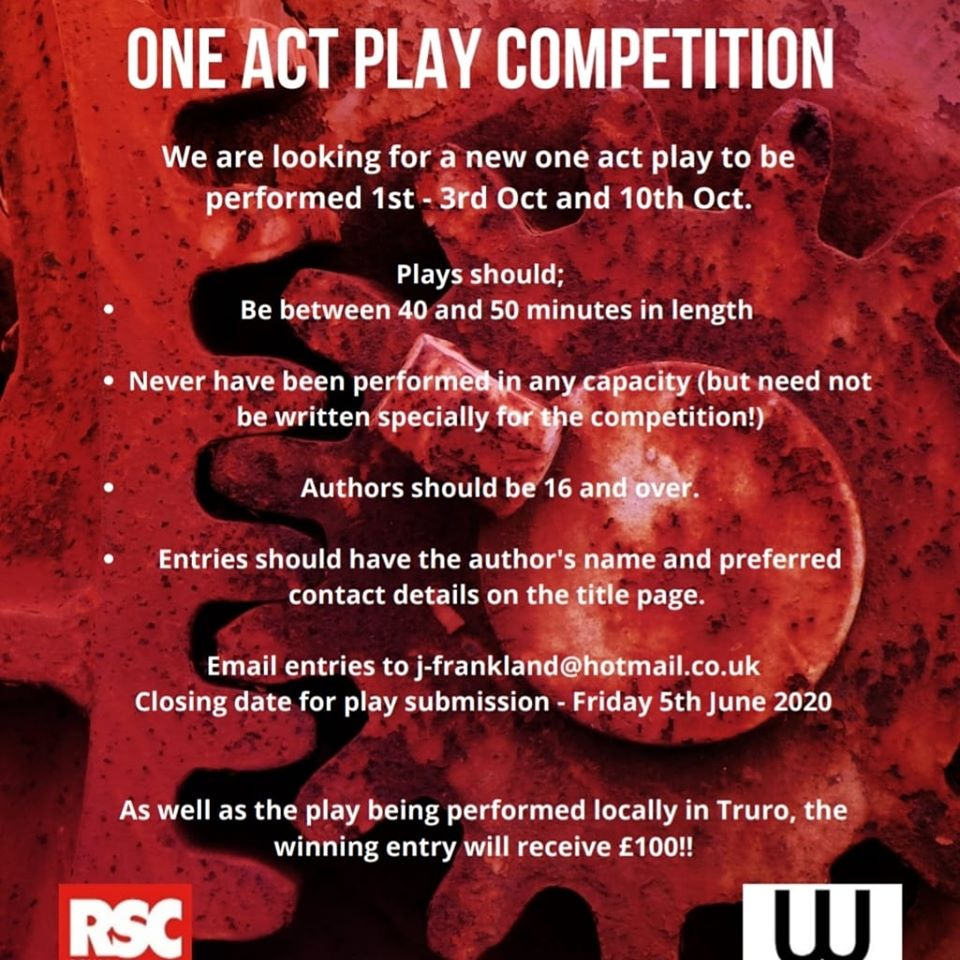 One Act Play Competition