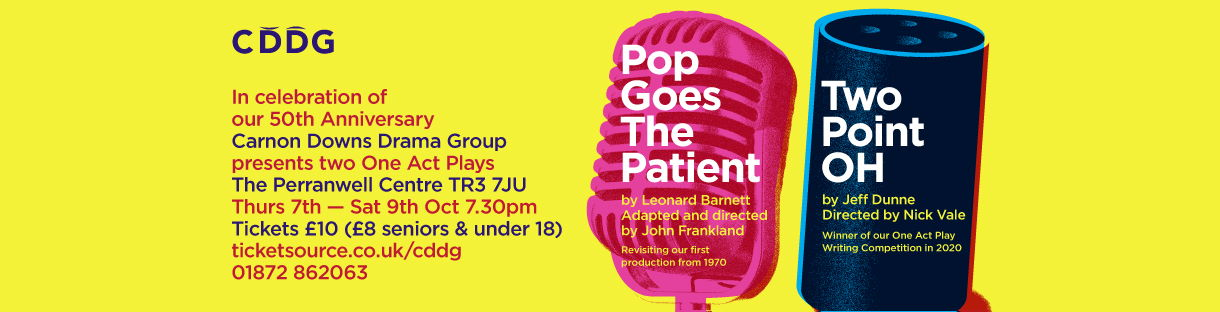 Pop Goes the Patient - Two Point OH